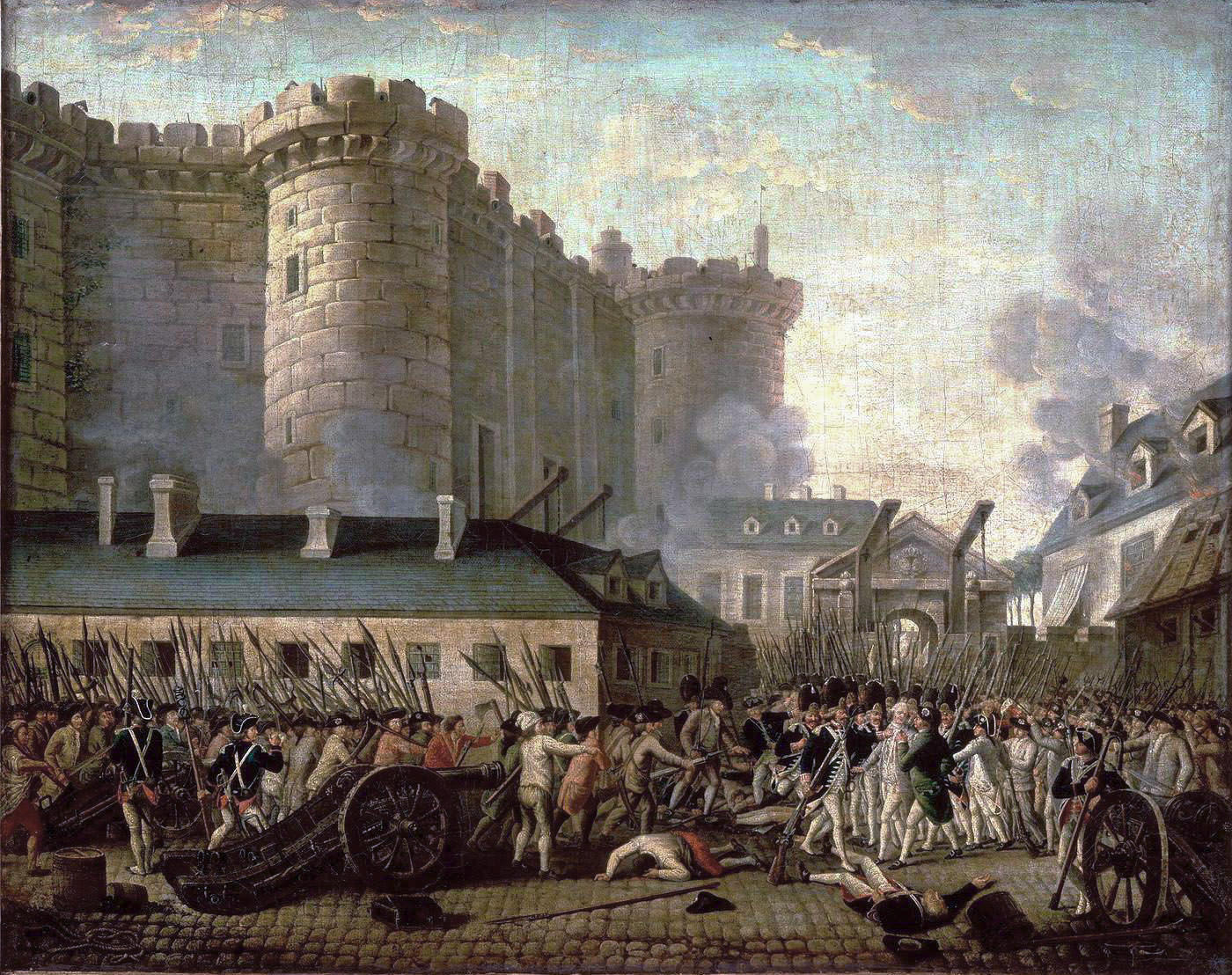 conspiracies of french revolution